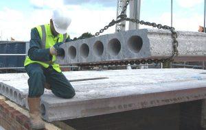 Монтаж железобетонных сборных конструкций